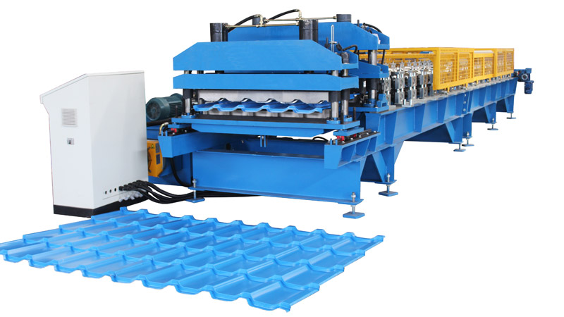 The Cold Roll Forming Machine and Its Daily Maintenance