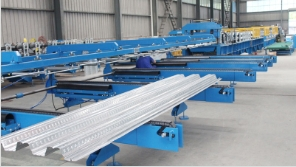 Eight Essential Notes of Maintenance of Roll Forming Machine