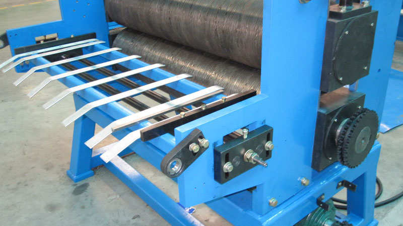 Coil Embossing Machine