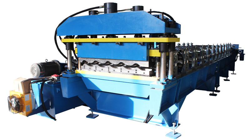 Roof Tiles Manufacturing Machine For Sale