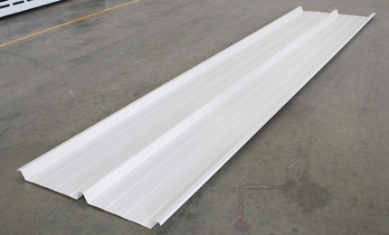 roof sheet rolling machine