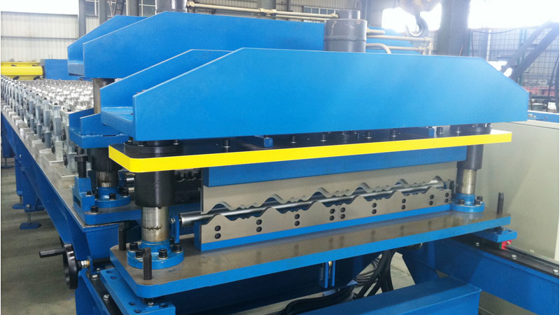 Metal Roof Panel Machine For Sale