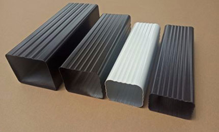 3 Downspout sample