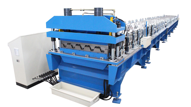 Industry Status of Cold Roll Forming Machine