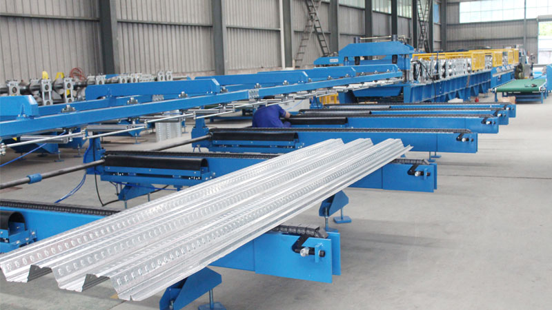Equipment Knowledge of Cold Roll Forming Process