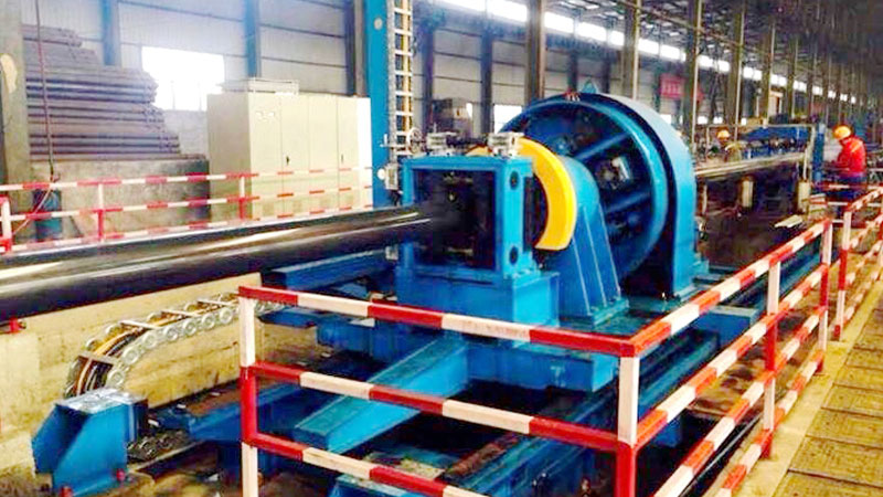 API Pipe Mill For Oil Transportation