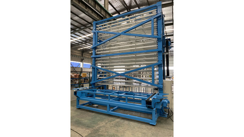 Vertical Stacker