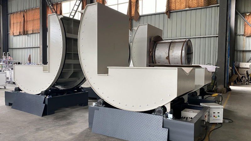 Steel Coil Upender